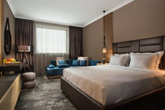 Best Western Hotel Expo Sofia on Tsarigradsko Shose is totally renovated with a brand new look  and style in 2019.